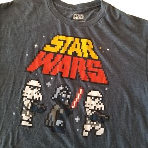 Star Wars | Graphic Tee Shirt T-shirt men's size L